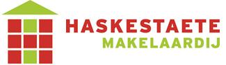 Haskestaete Makelaardij B.V. Logo